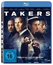 Blu-ray Film Takers (Sony Pictures) im Test, Bild 1