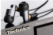 Kopfhörer InEar Technics EAH-TZ700 im Test, Bild 1