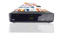 Kabel Receiver mit Festplatte Telecolumbus Kaon HD/H.264 im Test, Bild 1