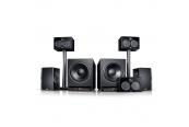 Lautsprecher Surround Teufel System 6 THX Select im Test, Bild 1