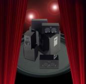 Lautsprecher Surround Teufel System 7 THX Select 2 im Test, Bild 1