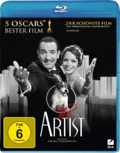 Blu-ray Film The Artist (EuroVideo) im Test, Bild 1