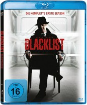 Blu-ray Film The Blacklist S1 (Sony) im Test, Bild 1