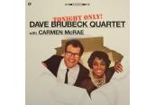 Schallplatte The Dave Brubeck Quartet with Carmen McRae - Tonight Only! (Spiral Records) im Test, Bild 1