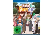 Blu-ray Film The Eccentric Family S1 (Universum) im Test, Bild 1