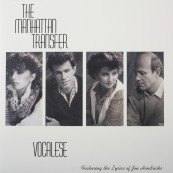 Schallplatte The Manhattan Transfer - Vocalese (Exhibit Records) im Test, Bild 1