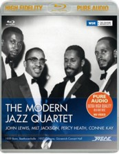 Blu-ray Musik The Modern Jazz Quartet (WDR) im Test, Bild 1