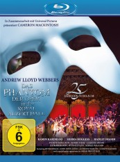Blu-ray Musik The Phantom of the Opera (25th Anniversary Concert) (Universal) im Test, Bild 1