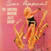 Schallplatte The Swedish Modern Jazz Group – Sax Appeal (Sonorama Records) im Test, Bild 1