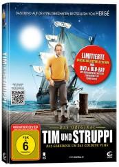 Blu-ray Film Tim & Struppi – Das Geheimnis um das goldene Vlies (Sunfilm) im Test, Bild 1