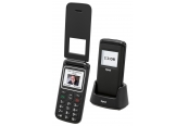 Smartphones Tiptel Ergophone 6240, 6242, 6243 Klapphandy im Test, Bild 1