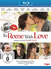 Blu-ray Film To Rome With Love (Universal) im Test, Bild 1