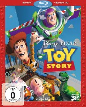 Blu-ray Film Toy Story 1-3 (Walt Disney) im Test, Bild 1