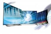 Fernseher: UHD-Fernseher mit Top-Technik im Vergleich, Bild 1