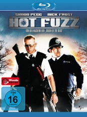 Blu-ray Film Universum Hot Fuzz im Test , Bild 1