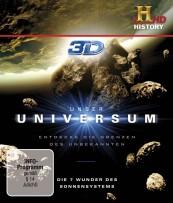 Blu-ray Film Unser Universum – Die 7 Wunder des Solarsystems 3D-Blu-ray (Polyband) im Test, Bild 1