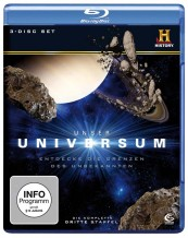 Blu-ray Film Unser Universum – Season 3 (Sunfilm) im Test, Bild 1
