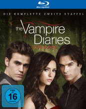 Blu-ray Film Vampire Diaries - Season 2 (Warner) im Test, Bild 1