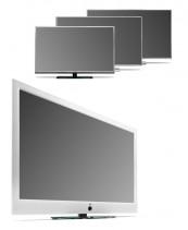 Fernseher: Vier Fernseher bis 50 Zoll, Bild 1