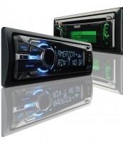 1-DIN-Autoradios: Vier iPod-Radios im Test, Bild 1