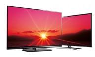 Fernseher: Vier smarte Fernseher fürs Wohnzimmerkino, Bild 1