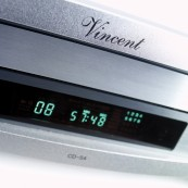 CD-Player Vincent CD-S4, Vincent SV-232 im Test , Bild 1