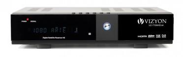 Sat Receiver ohne Festplatte Vizyon VZ-7700 HD se im Test, Bild 1