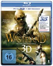 Blu-ray Film Wasteland – Am Ende der Menschheit (Tiberius) im Test, Bild 1