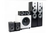 Lautsprecher Surround Wharfedale Diamond 11.5 - 5.1 System im Test, Bild 1