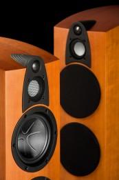 Lautsprecher Stereo Wharfedale Jade 5 im Test, Bild 1