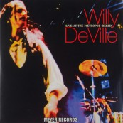 Schallplatte Willy DeVille - Live at the Metropol Berlin (Meyer Records) im Test, Bild 1
