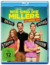 Blu-ray Film Wir sind die Millers (Warner) im Test, Bild 1