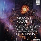 Schallplatte Wolfgang Amadeus Mozart – Requiem BBC Symphony Orchestra, Colin Davis (Philips/Speakers Corner) im Test, Bild 1