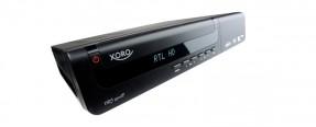 Sat Receiver ohne Festplatte Xoro HRS 9500IP im Test, Bild 1