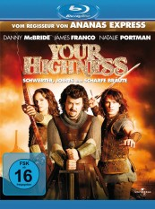 Blu-ray Film Your Highness (Universal) im Test, Bild 1