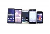 Smartphones: Zehn Smartphones zwischen 100 und 400 Euro, Bild 1