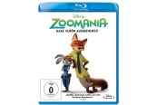 Blu-ray Film Zoomania (Disney) im Test, Bild 1