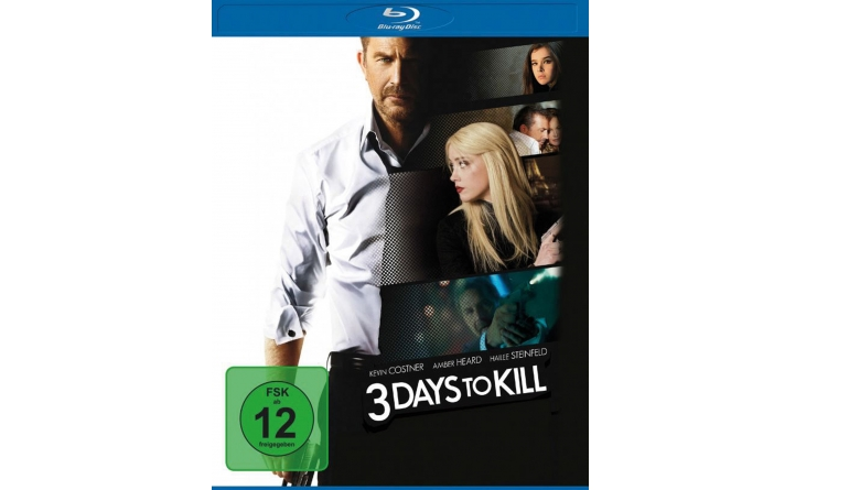 Blu-ray Film 3 Days to Kill (Universum) im Test, Bild 1