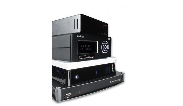 Multimedia-Festplatten: 4 Multimedia-Festplatten im Test, Bild 1
