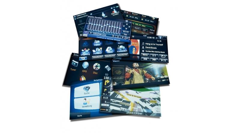 Naviceiver: 4 neue festeinbau Navigationssysteme, Bild 1
