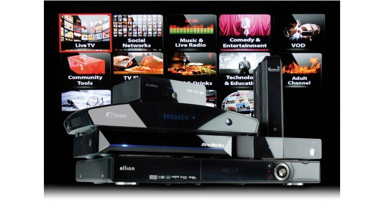 DLNA- / Netzwerk- Clients / Server / Player: 6 Multimedia-Netzwerkplayer im Test, Bild 1