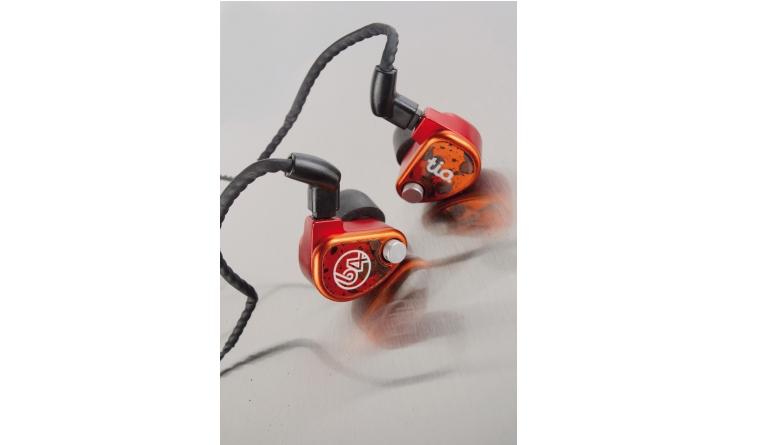 Kopfhörer InEar 64 Audio U18t im Test, Bild 1