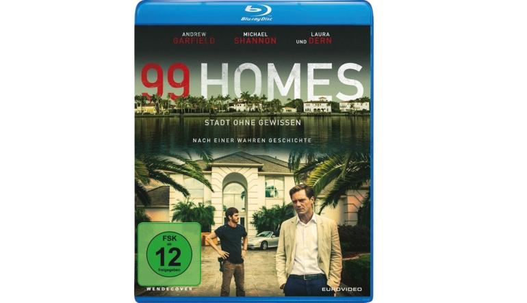 Blu-ray Film 99 Homes (Eurovideo) im Test, Bild 1