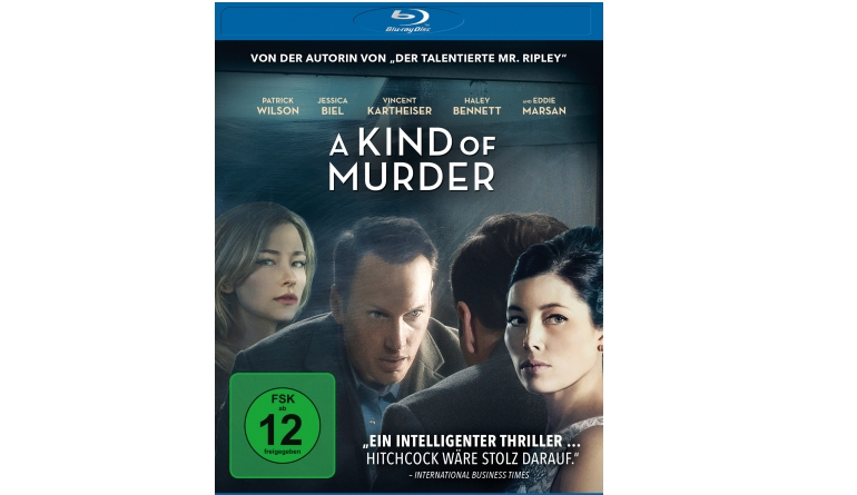 Blu-ray Film A Kind Of Murder (Universum) im Test, Bild 1