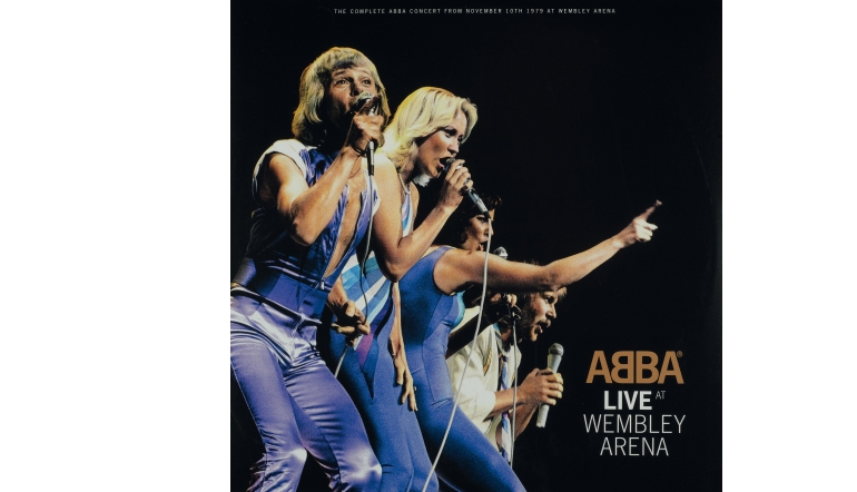 Schallplatte Abba - Live at the Wembley Arena (Polar) im Test, Bild 1