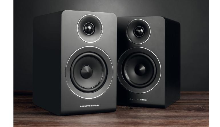 Lautsprecher Stereo Acoustic Energy AE100 im Test, Bild 1