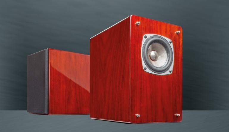 Lautsprecher Stereo Air Tight AL-5 im Test, Bild 1