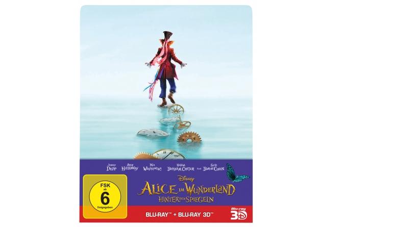 Alice Im Wunderland: Hinter Den
