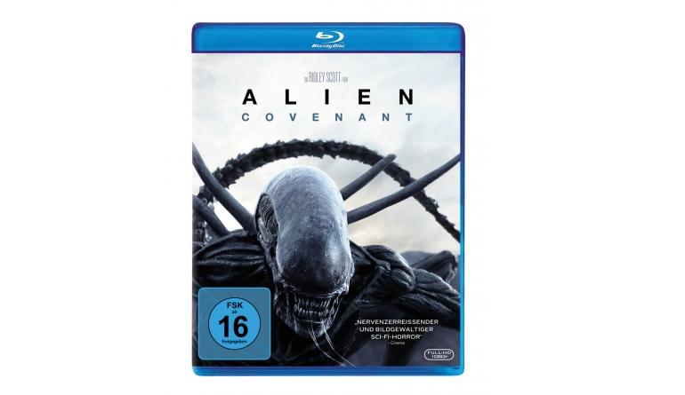 Blu-ray Film Alien: Covenant (20th Century Fox) im Test, Bild 1