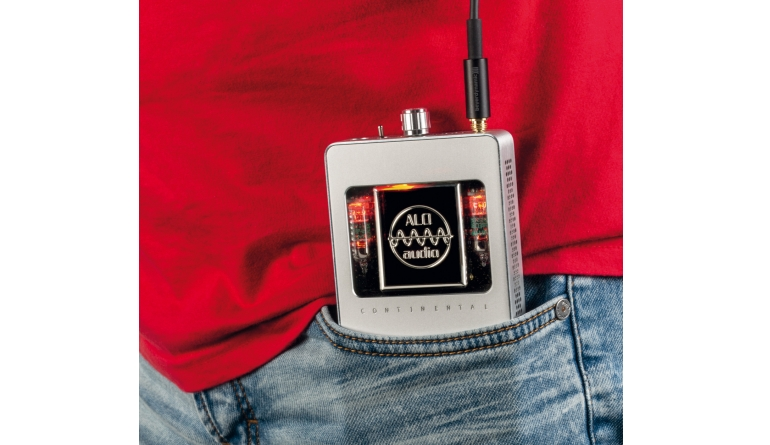 Kopfhörerverstärker ALO Audio Continental Dual Mono im Test, Bild 1